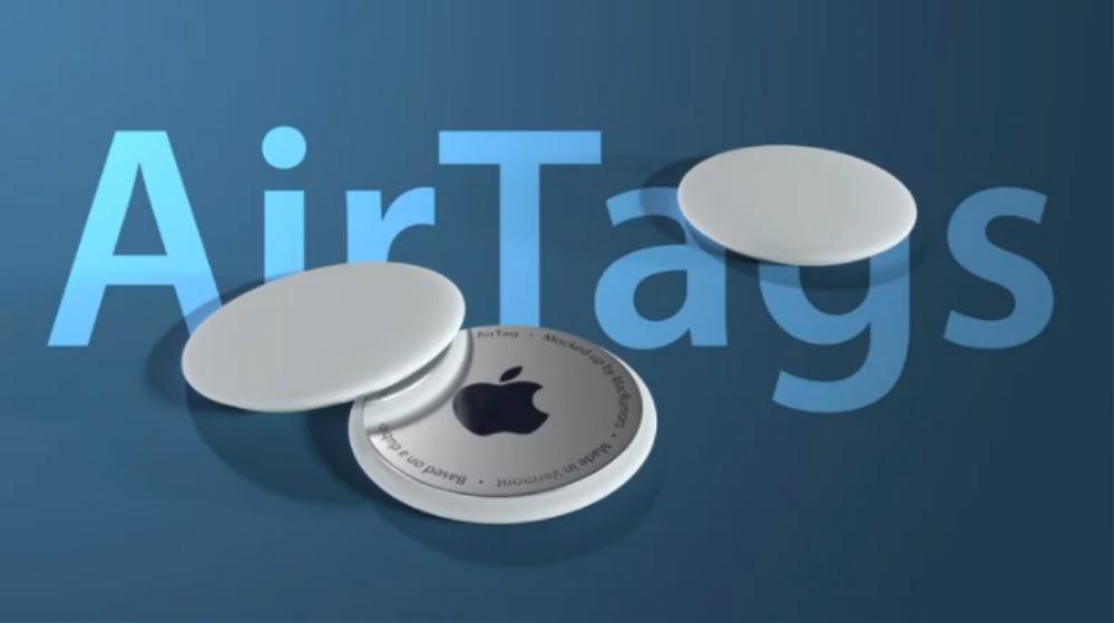 AirTags của Apple sẽ có hai kích thước, có thể trình làng tháng sau Ảnh 3
