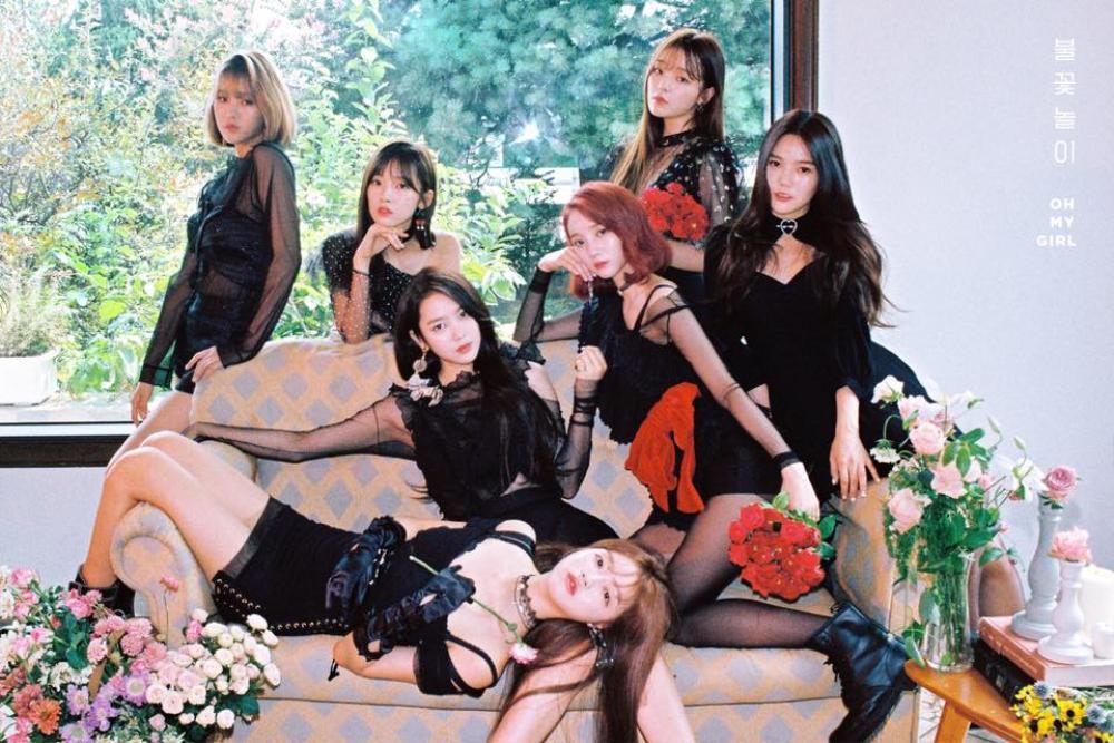 Seunghee và Binnie - thành viên nhóm Oh My Girl thú nhận họ suýt tan rã vì không được yêu thích Ảnh 10