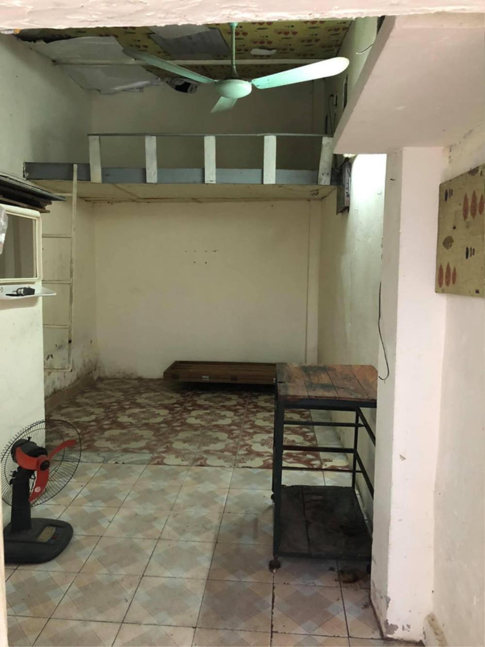 Giật mình với căn nhà cho sinh viên thuê: Giá thành đắt đỏ, xuống cấp trầm trọng như nhà bỏ hoang Ảnh 3