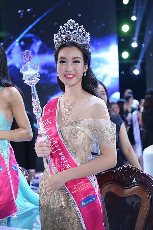 Vẻ đẹp thuần khiết của 16 cô gái thuở mới đăng quang Hoa hậu Việt Nam: Chờ đợi nhan sắc kế nhiệm Tiểu Vy Ảnh 4