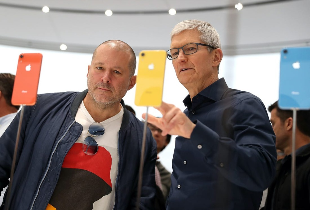 Đây là công ty tiếp theo 'cha đẻ' thiết kế iPhone hợp tác sau khi rời Apple Ảnh 1