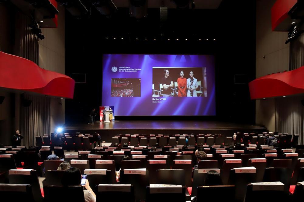 'Chị chị em em' vinh dự được tham dự liên hoan phim quốc tế Busan 2020 Ảnh 1