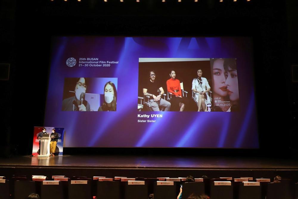 'Chị chị em em' vinh dự được tham dự liên hoan phim quốc tế Busan 2020 Ảnh 2