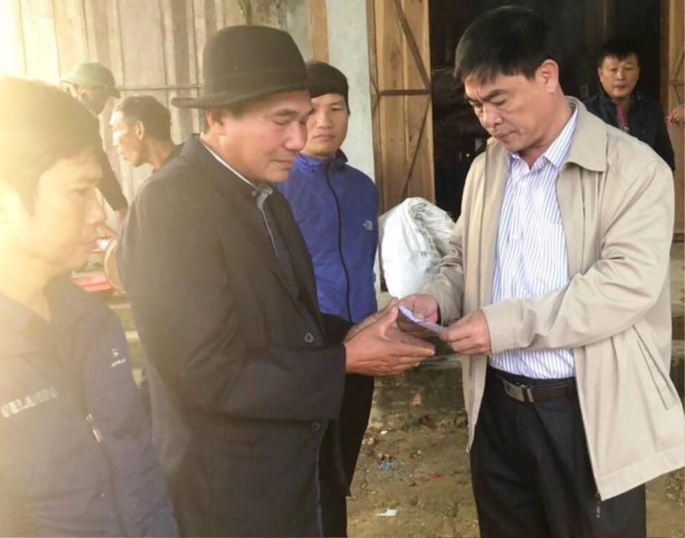 Sạt lở núi vùi lấp lán trại ở Quảng Bình: 1 người tử vong, 3 người mất tích Ảnh 2