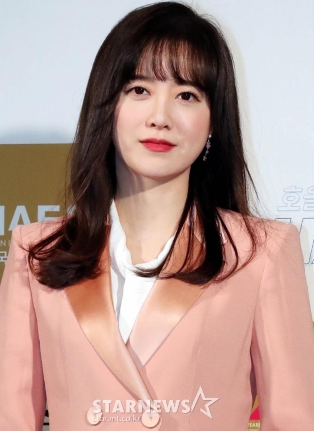Goo Hye Sun rạng rỡ sau ly hôn, đọ sắc loạt sao Hàn trên thảm đỏ 'LHP Bucheon 2020' Ảnh 1
