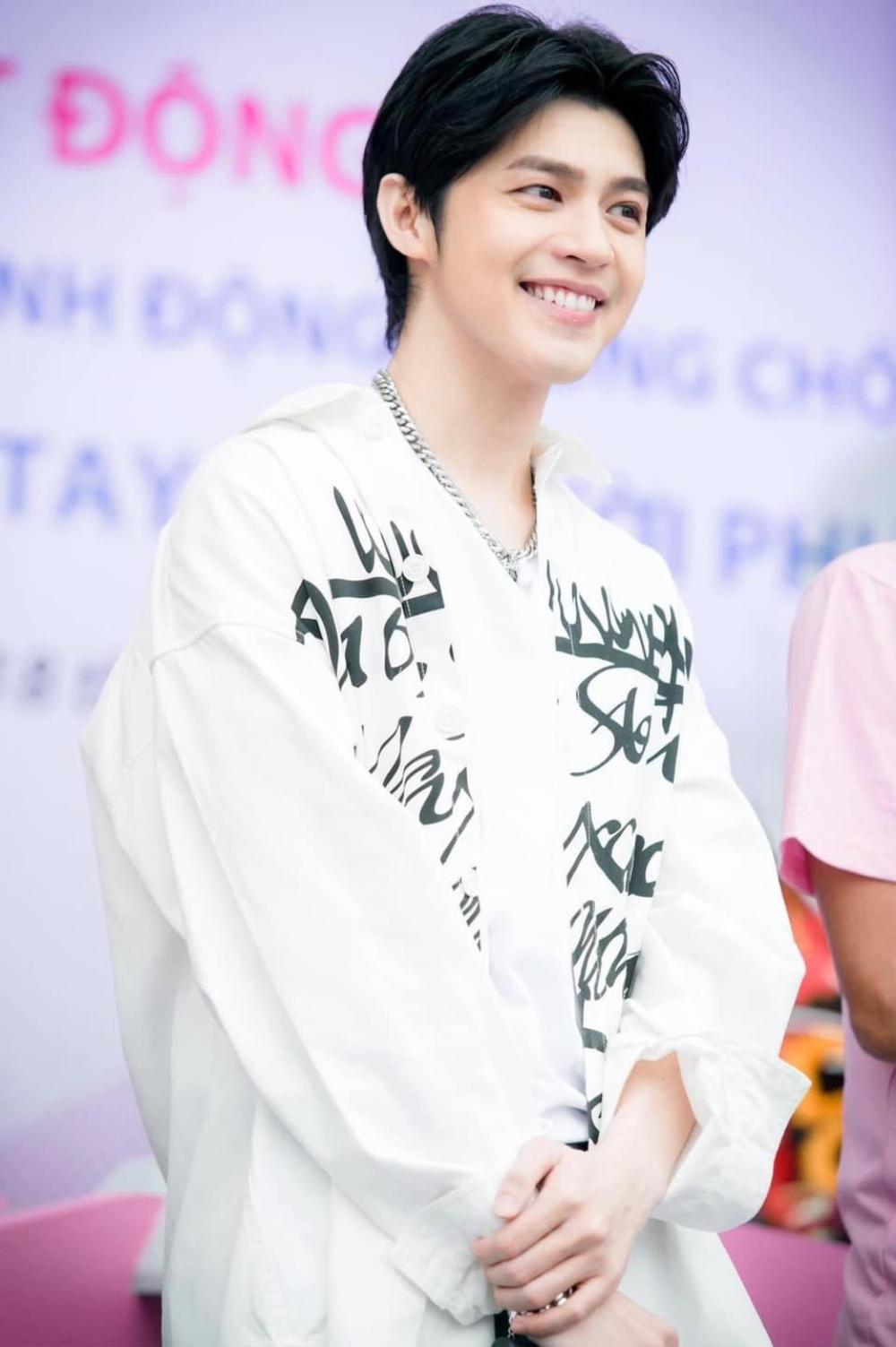 Noo Phước Thịnh được đề cử 'Top 100 gương mặt đẹp nhất thế giới 2020' cùng Song Hye Kyo, Ngô Diệc Phàm và D.O. (EXO) Ảnh 8
