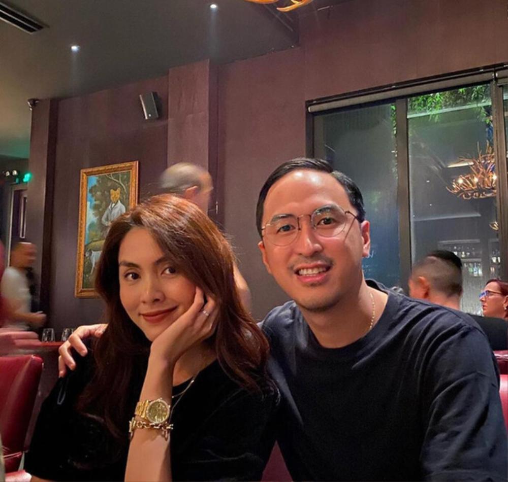 Louis Nguyễn khoe khoảnh khắc 'tình bể bình' bên Hà Tăng kèm lời chúc ngọt ngào mừng sinh nhật vợ Ảnh 2
