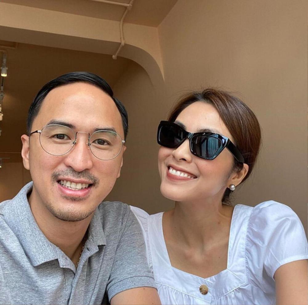 Louis Nguyễn khoe khoảnh khắc 'tình bể bình' bên Hà Tăng kèm lời chúc ngọt ngào mừng sinh nhật vợ Ảnh 3