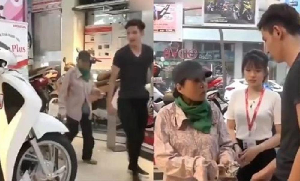 Mẹ nghèo 'bấm bụng' mua SH vì sợ con trai bỏ đại học và hành động bất ngờ từ chủ cửa hàng xe máy khiến nam sinh thay đổi suy nghĩ Ảnh 1