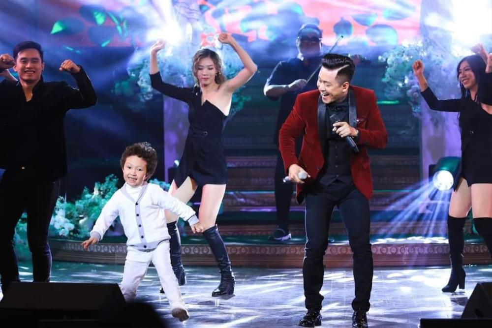 Tuấn Hưng viết tâm thư xúc động khi nhìn ra đam mê sân khấu của con trai Su Hào Ảnh 2