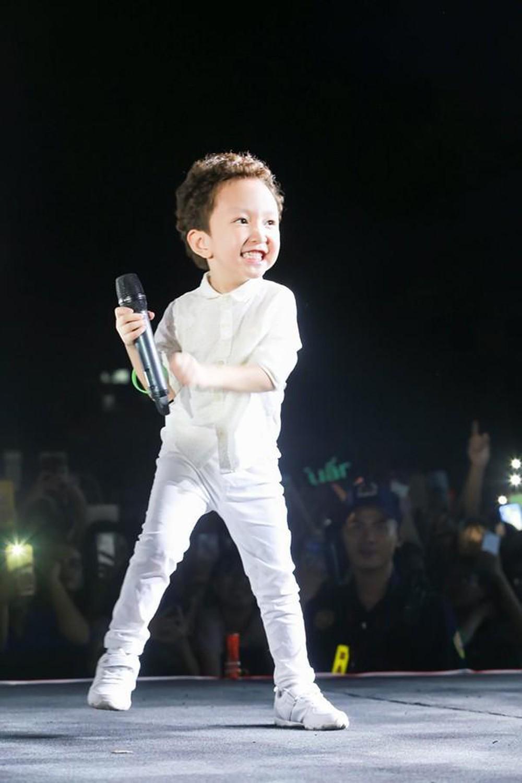 Tuấn Hưng viết tâm thư xúc động khi nhìn ra đam mê sân khấu của con trai Su Hào Ảnh 4