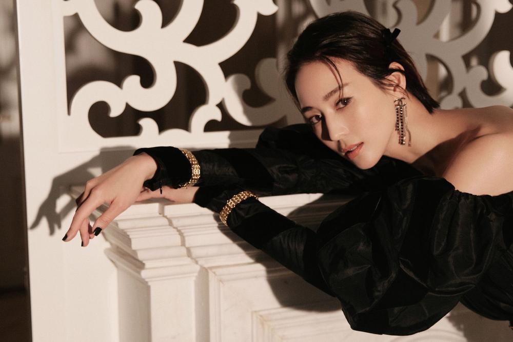 'Đêm hội ELLE 2020': Cận cảnh nhan sắc đẹp nao lòng của Dương Mịch, Cổ Lực Na Trát, Đường Yên và loạt sao Cbiz Ảnh 24