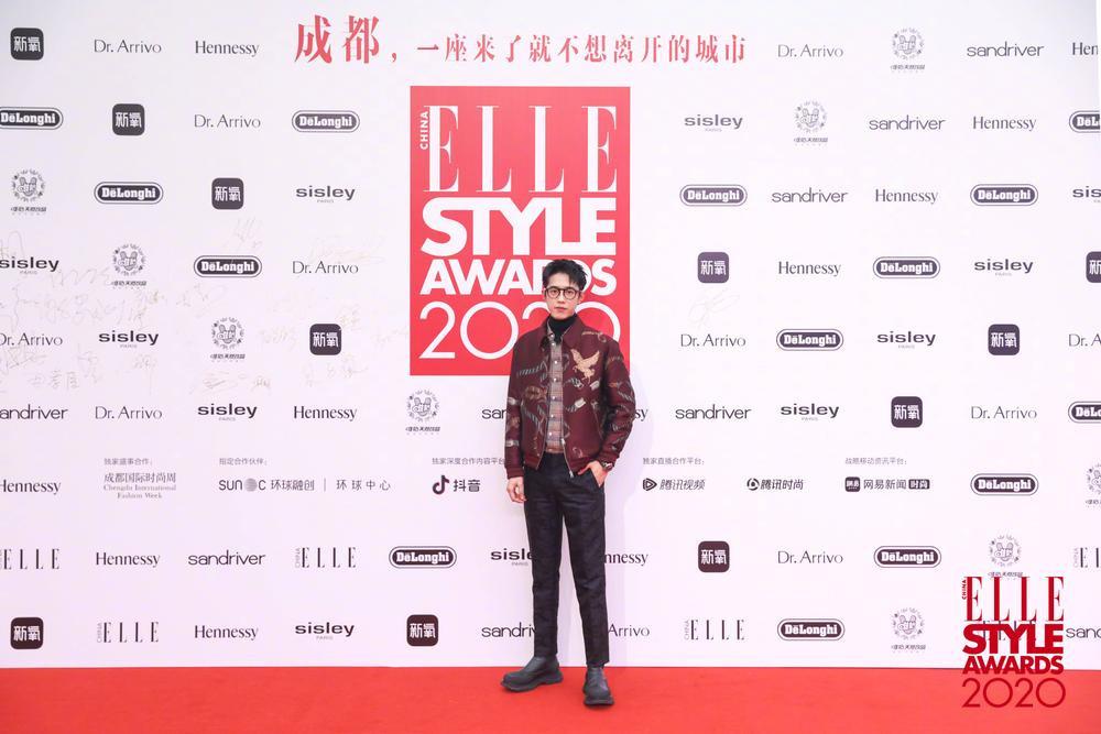 Thảm đỏ 'Đêm hội ELLE 2020': Dương Mịch đọ sắc Đường Yên - Cổ Lực Na Trát, Giang Sở Ảnh diện váy xuyên thấu Ảnh 94