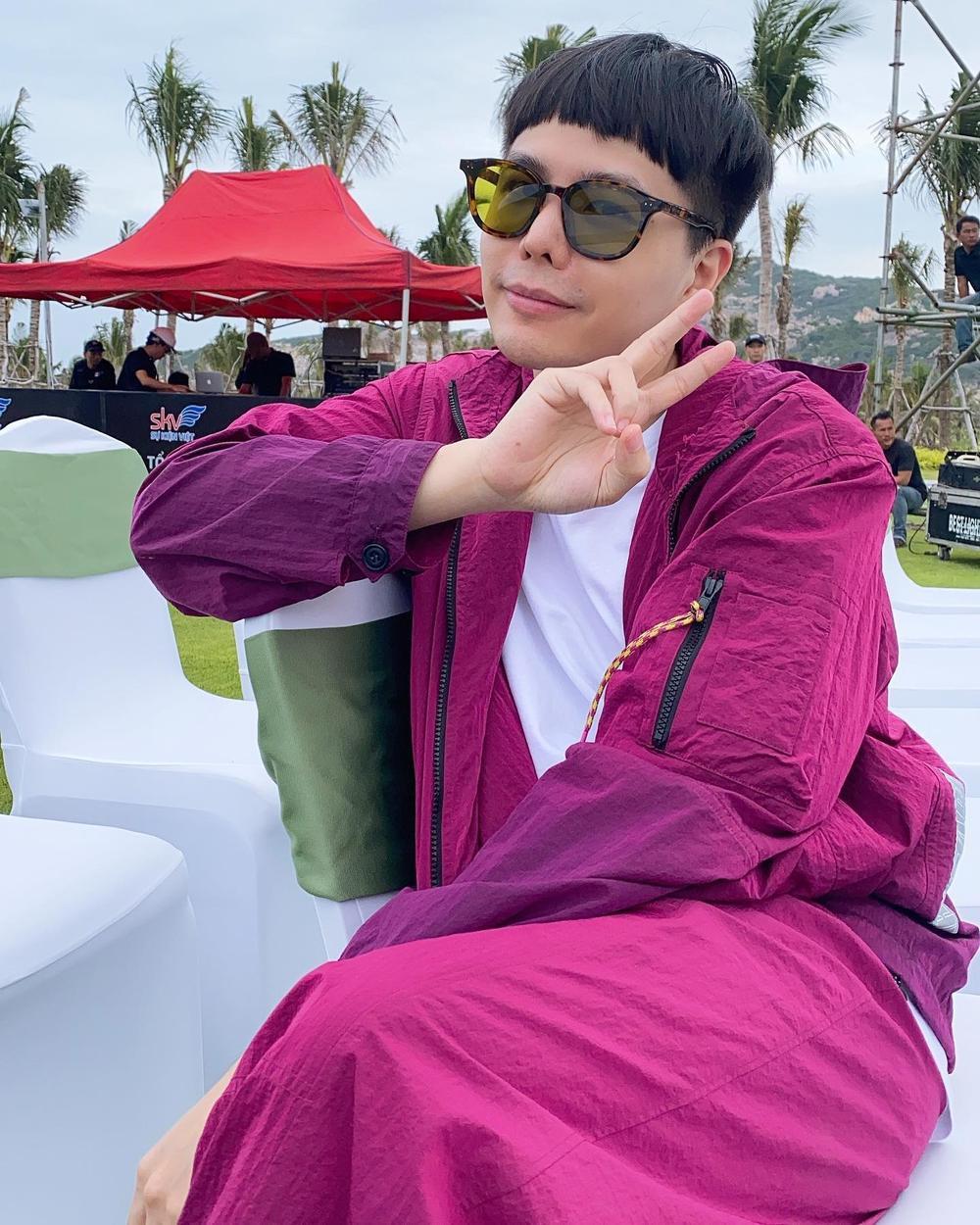 Trịnh Thăng Bình khiến fan 'bối rối' khi diện style khó hiểu và chiếc mũi lạ Ảnh 3