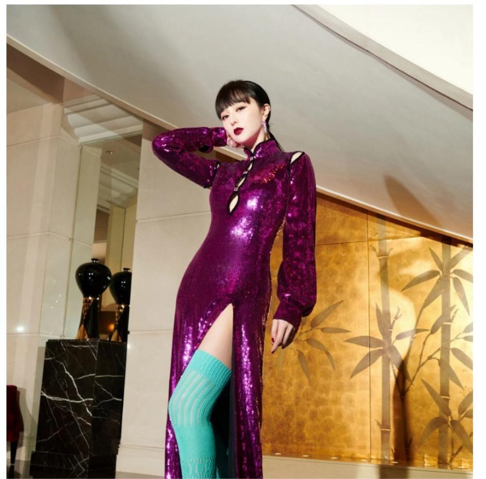 Phạm Băng Băng vượt mặt sao Hollywood trở thành mỹ nhân mặc đẹp nhất trên Vogue Mỹ Ảnh 2
