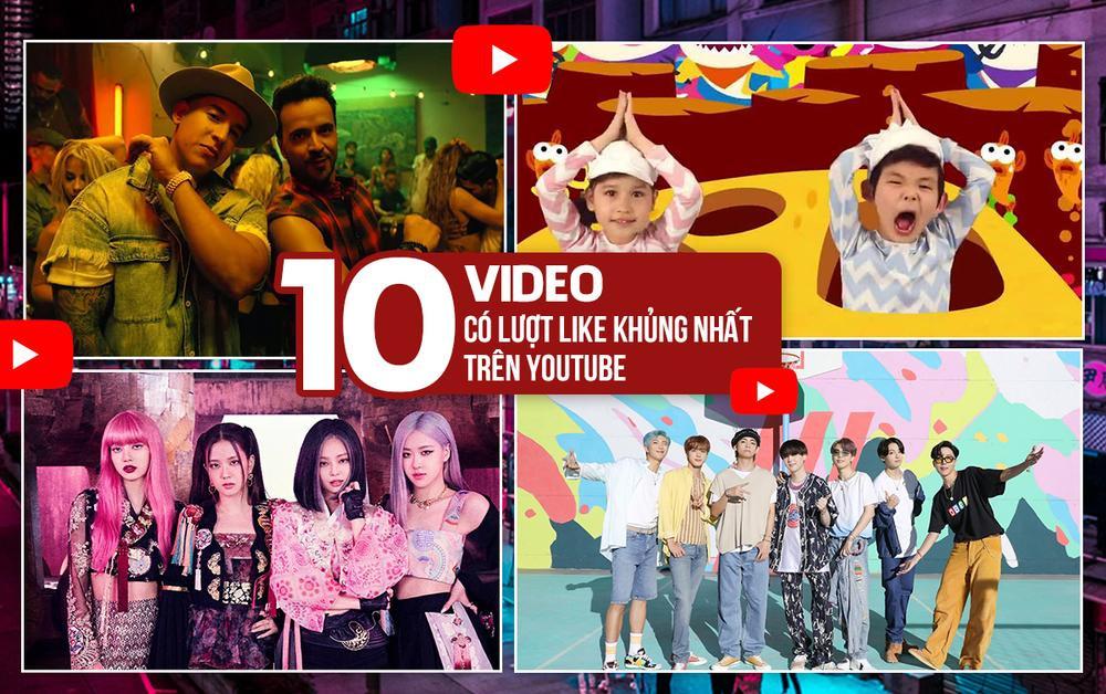 10 video có lượt like khủng nhất trên YouTube: BTS có đến 2 video, BlackPink gây bất ngờ! Ảnh 1