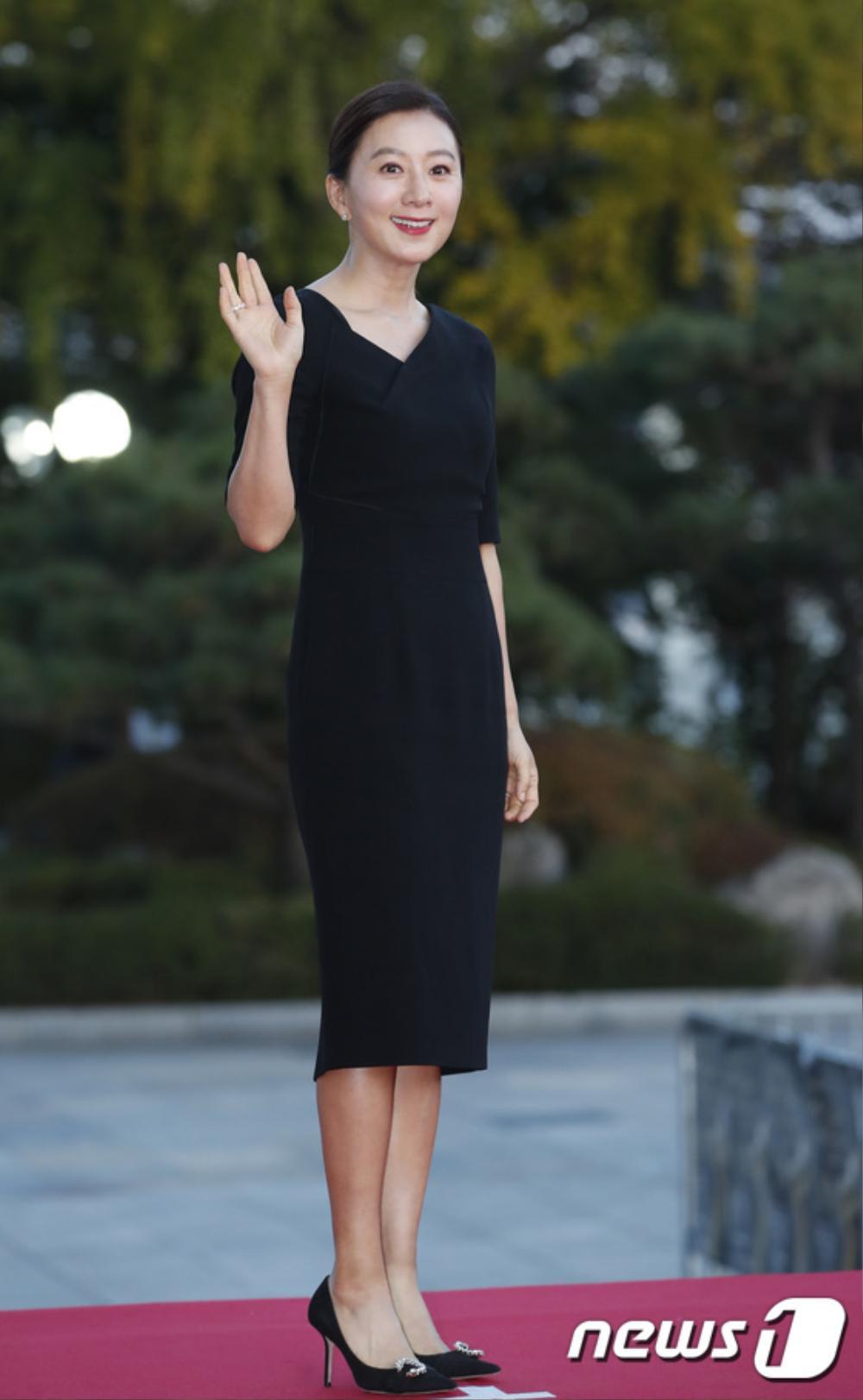 Thảm đỏ hot nhất Hàn Quốc: SEVENTEEN cùng Hyun Bin, Gong Hyo Jin, Kim Hee Ae và Kang Ha Neul gây sốt Ảnh 13