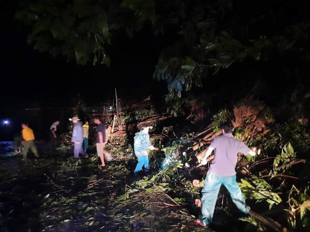 Sạt lở ở Quảng Nam: Tìm thấy 7 thi thể, 46 người còn mất tích Ảnh 1