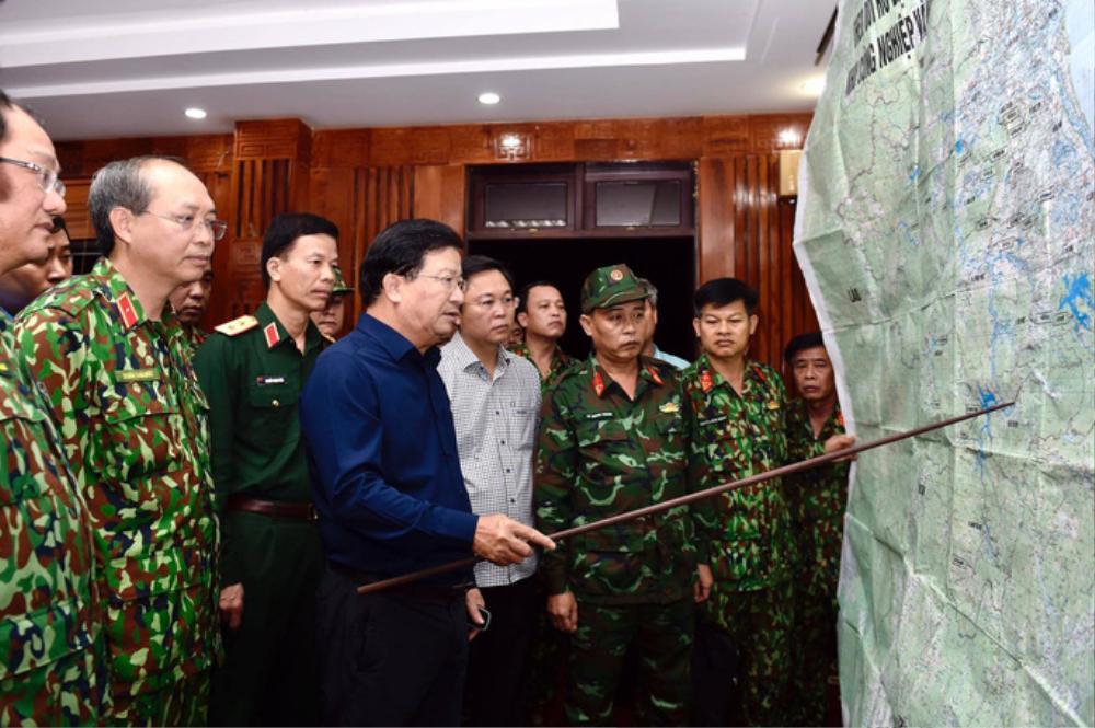Sạt lở ở Quảng Nam: Tìm thấy 7 thi thể, 46 người còn mất tích Ảnh 2