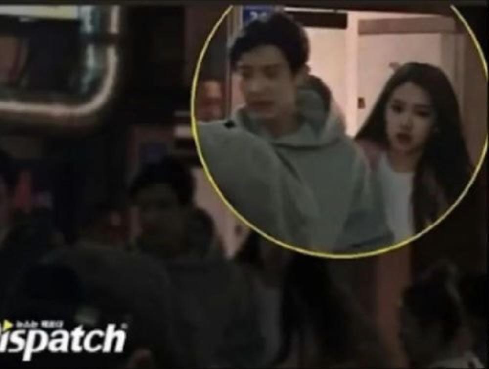 Đang yên đang lành, Rosé (BlackPink) bất ngờ dính vào lùm xùm với Chanyeol chỉ vì bức ảnh từ năm 2018 Ảnh 2