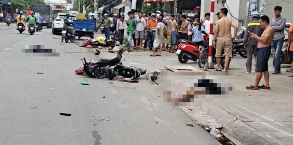 Gây tai nạn làm 2 người tử vong, đại ca giang hồ gọi đàn em ra nhận tội thay Ảnh 1