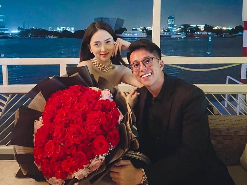 Nhật Hà: 'Ai cũng ghen tỵ với hạnh phúc của chị Hương Giang và anh Matt Liu, không chỉ riêng tôi' Ảnh 6