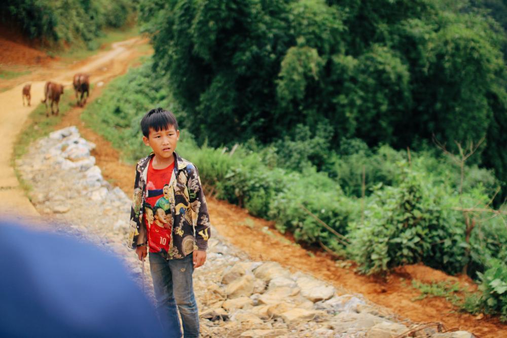 Cuộc sống ở thôn Cu Vai nơi 46 hộ dân sống biệt lập giữa núi rừng Yên Bái Ảnh 16