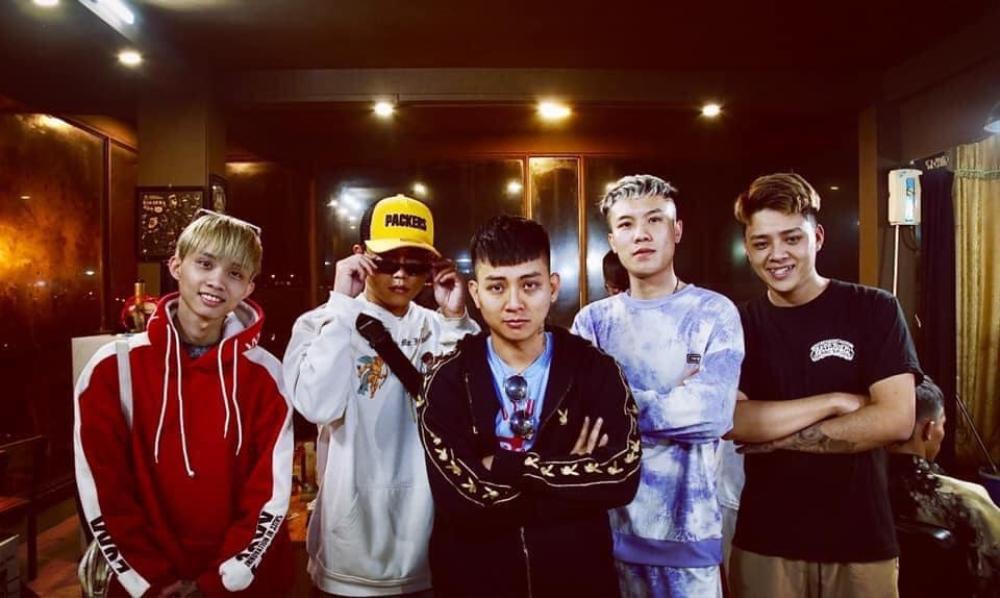 Vai trò của Hoài Lâm trong nhóm nhạc mới: Không chỉ hát chính mà kiêm luôn cả rapper Ảnh 3