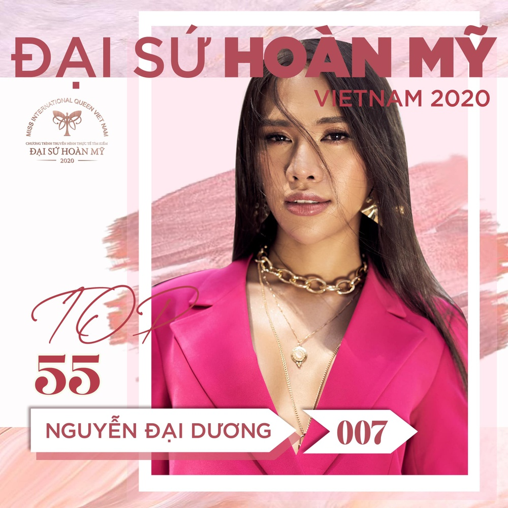 10 người đẹp chuyển giới đầu tiên lọt Top 55: Đào Anh - Tây Hà - Lê Quang Hưng cùng tranh vương miện Ảnh 14