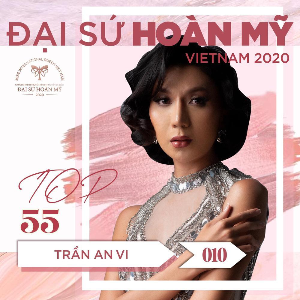 10 người đẹp chuyển giới đầu tiên lọt Top 55: Đào Anh - Tây Hà - Lê Quang Hưng cùng tranh vương miện Ảnh 16