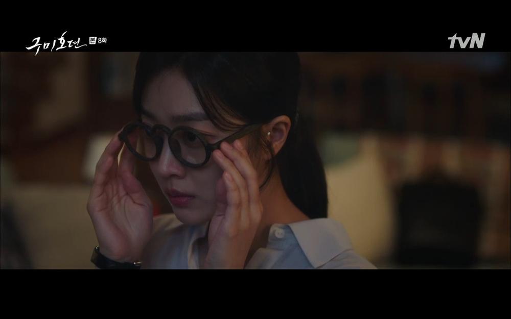 'Bạn trai tôi là hồ ly' tập 8: Bỏ mặc người tình, Lee Dong Wook xả thân cứu em trai Kim Bum trước? Ảnh 1