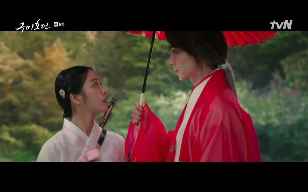 'Bạn trai tôi là hồ ly' tập 8: Bỏ mặc người tình, Lee Dong Wook xả thân cứu em trai Kim Bum trước? Ảnh 2