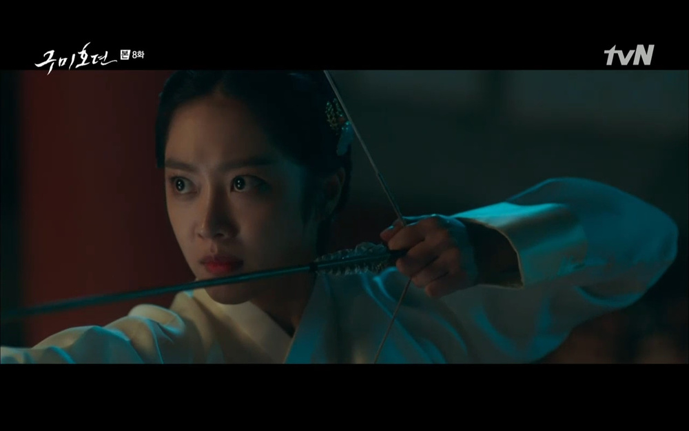 'Bạn trai tôi là hồ ly' tập 8: Bỏ mặc người tình, Lee Dong Wook xả thân cứu em trai Kim Bum trước? Ảnh 5