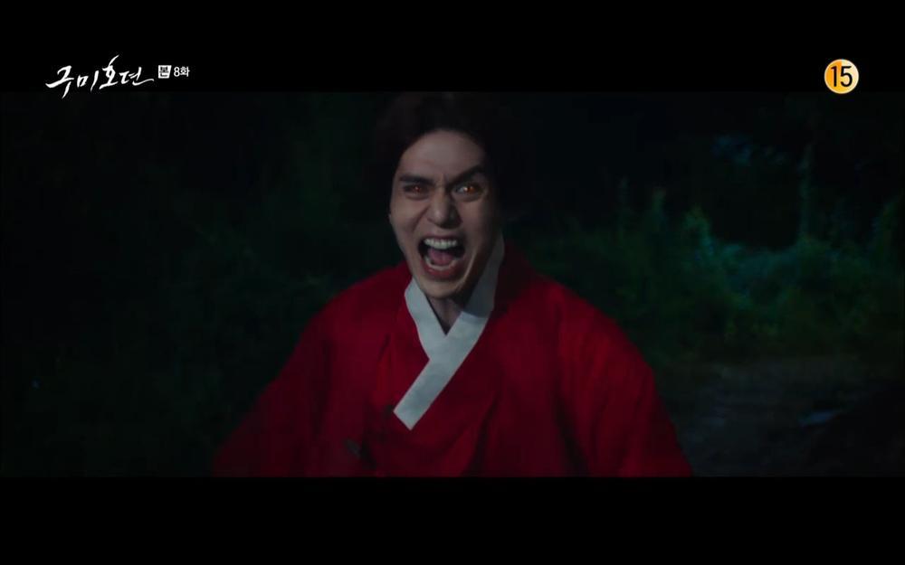 'Bạn trai tôi là hồ ly' tập 8: Bỏ mặc người tình, Lee Dong Wook xả thân cứu em trai Kim Bum trước? Ảnh 10