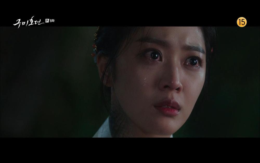 'Bạn trai tôi là hồ ly' tập 8: Bỏ mặc người tình, Lee Dong Wook xả thân cứu em trai Kim Bum trước? Ảnh 11