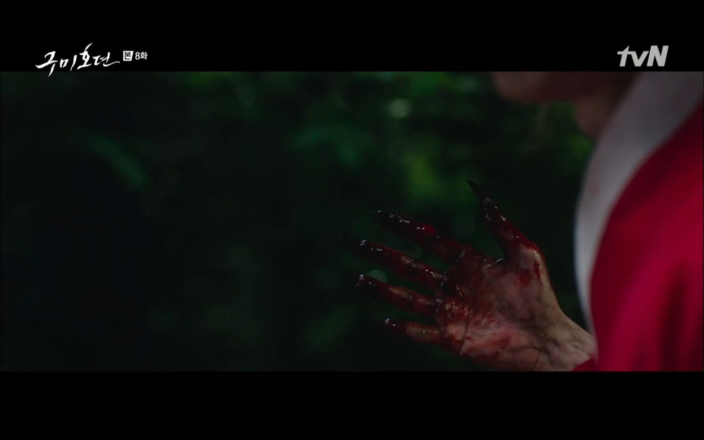 'Bạn trai tôi là hồ ly' tập 8: Bỏ mặc người tình, Lee Dong Wook xả thân cứu em trai Kim Bum trước? Ảnh 12