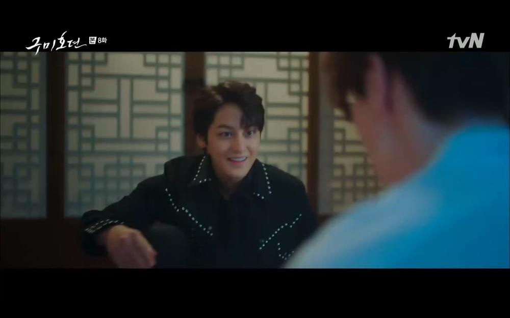 'Bạn trai tôi là hồ ly' tập 8: Bỏ mặc người tình, Lee Dong Wook xả thân cứu em trai Kim Bum trước? Ảnh 17