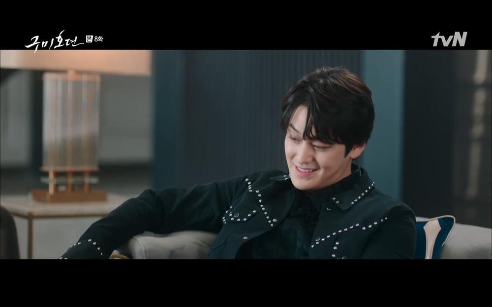 'Bạn trai tôi là hồ ly' tập 8: Bỏ mặc người tình, Lee Dong Wook xả thân cứu em trai Kim Bum trước? Ảnh 23