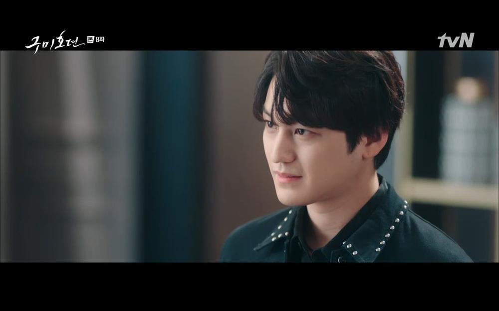 'Bạn trai tôi là hồ ly' tập 8: Bỏ mặc người tình, Lee Dong Wook xả thân cứu em trai Kim Bum trước? Ảnh 27