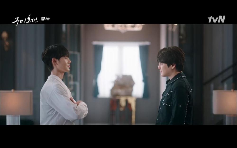 'Bạn trai tôi là hồ ly' tập 8: Bỏ mặc người tình, Lee Dong Wook xả thân cứu em trai Kim Bum trước? Ảnh 26