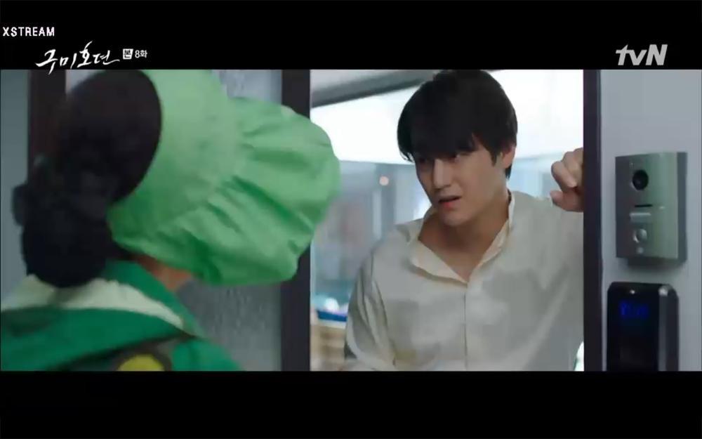 'Bạn trai tôi là hồ ly' tập 8: Bỏ mặc người tình, Lee Dong Wook xả thân cứu em trai Kim Bum trước? Ảnh 35