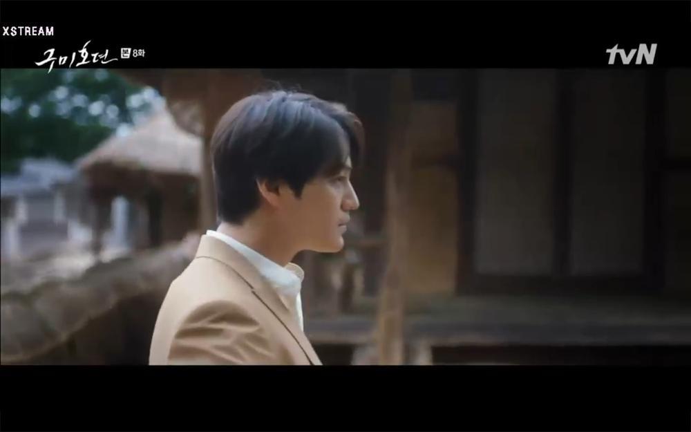 'Bạn trai tôi là hồ ly' tập 8: Bỏ mặc người tình, Lee Dong Wook xả thân cứu em trai Kim Bum trước? Ảnh 38