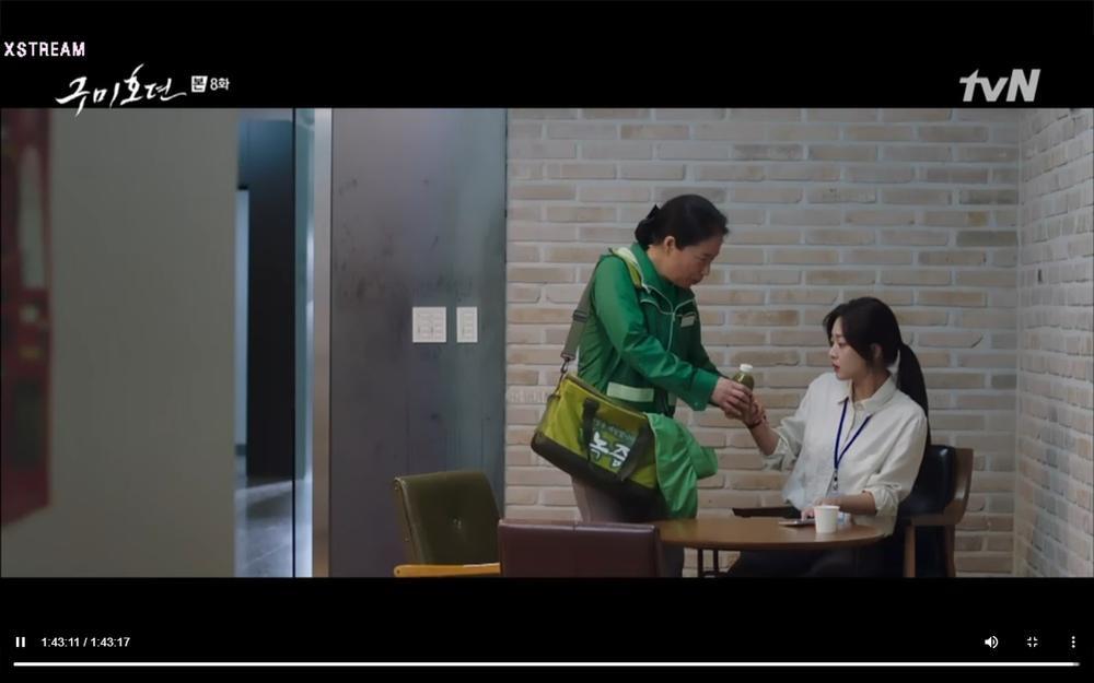 'Bạn trai tôi là hồ ly' tập 8: Bỏ mặc người tình, Lee Dong Wook xả thân cứu em trai Kim Bum trước? Ảnh 41