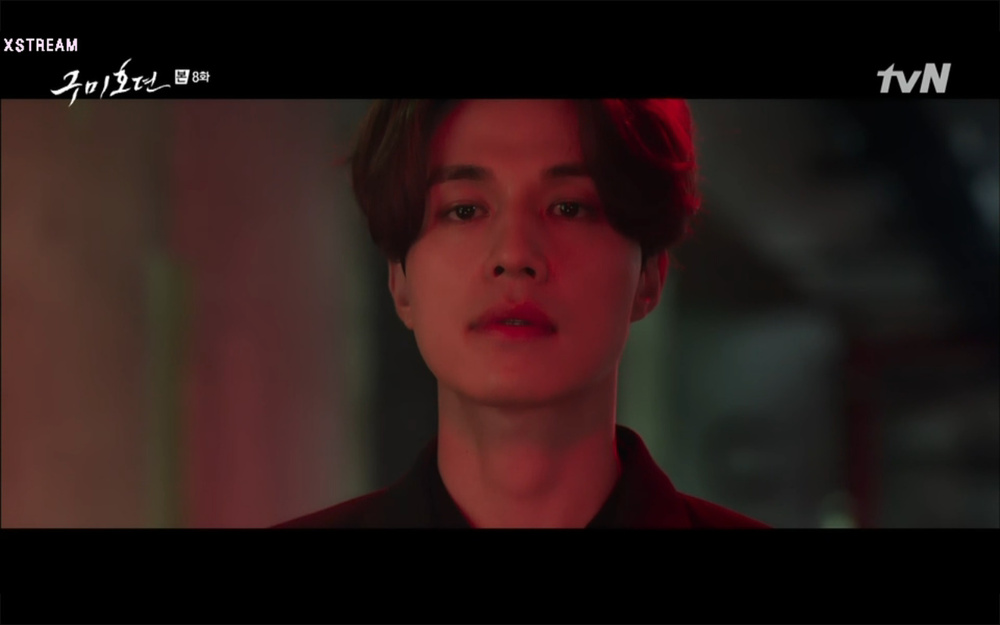 'Bạn trai tôi là hồ ly' tập 8: Bỏ mặc người tình, Lee Dong Wook xả thân cứu em trai Kim Bum trước? Ảnh 47
