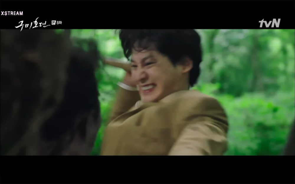 'Bạn trai tôi là hồ ly' tập 8: Bỏ mặc người tình, Lee Dong Wook xả thân cứu em trai Kim Bum trước? Ảnh 49