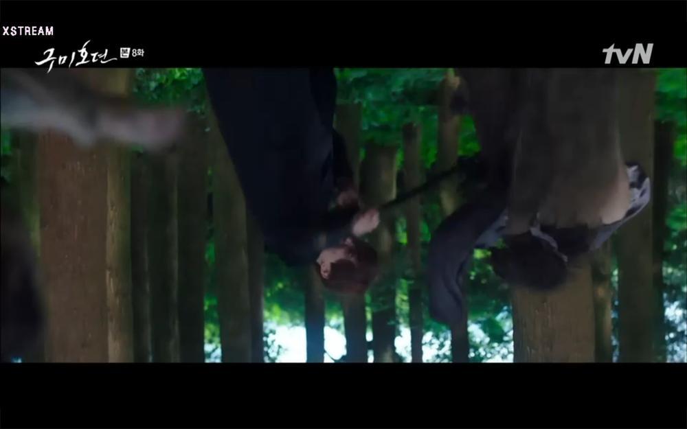 'Bạn trai tôi là hồ ly' tập 8: Bỏ mặc người tình, Lee Dong Wook xả thân cứu em trai Kim Bum trước? Ảnh 52