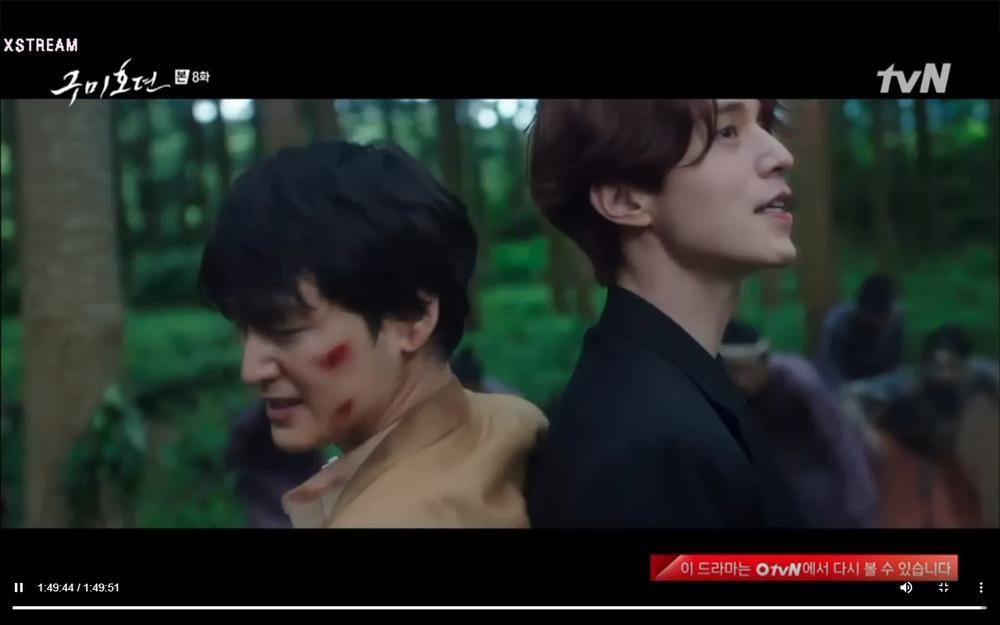 'Bạn trai tôi là hồ ly' tập 8: Bỏ mặc người tình, Lee Dong Wook xả thân cứu em trai Kim Bum trước? Ảnh 55