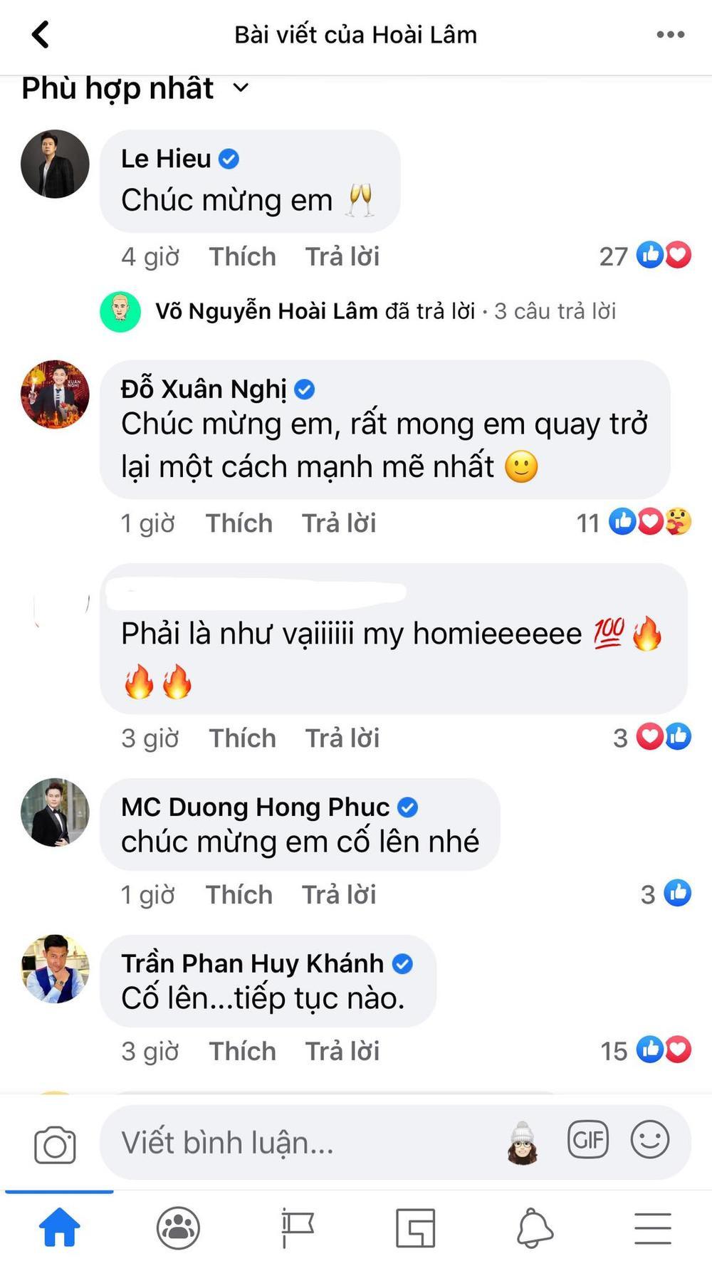 Kênh Youtube của Hoài Lâm cán mốc 1 triệu lượt đăng ký, Lê Hiếu - Xuân Nghị vào chúc mừng Ảnh 3