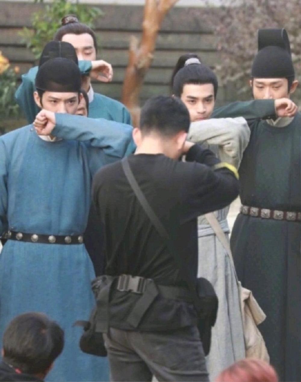 Phim đam mỹ 'Trương Công Án': Tống Uy Long không hợp vào vai cổ trang, già dặn hơn Tỉnh Bách Nhiên? Ảnh 3