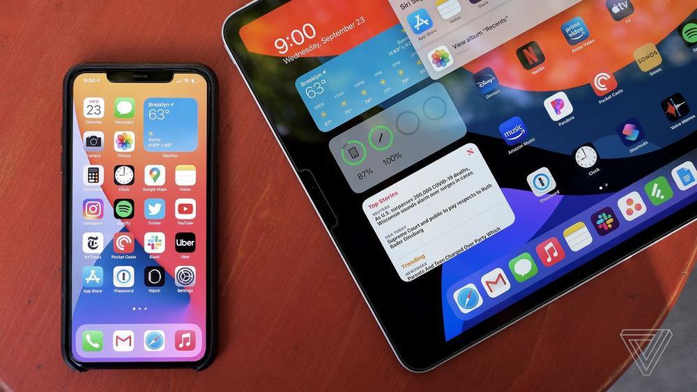 iOS 14 gặp lỗi lạ khiến người dùng khó chịu Ảnh 2